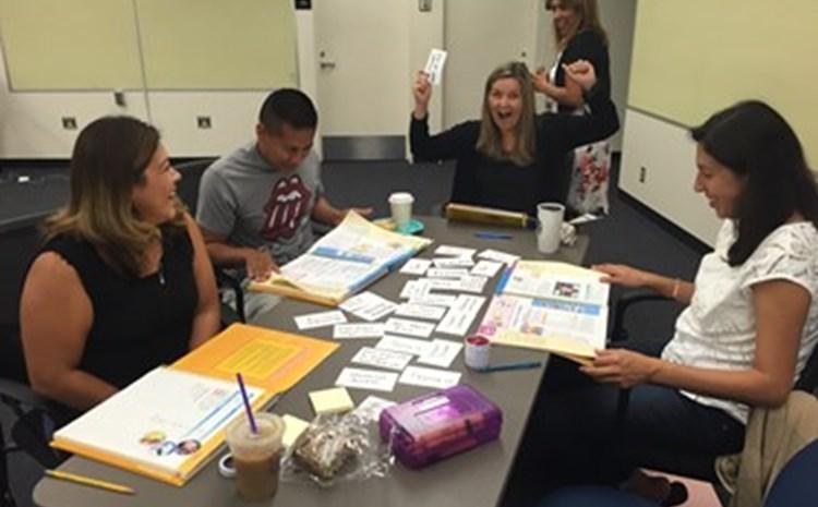 Monroe Teachers Learn Spanish Language Arts - article thumnail image